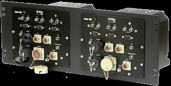 Защищенная высоконадежная вычислительная система для железнодорожных приложений M-Max 400 USO-U